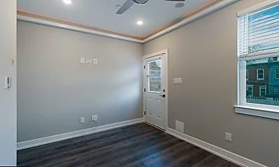 Bedroom, 2535 N Howard St 1, 0