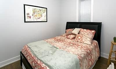 Bedroom, 2020 N Spaulding Ave, 2