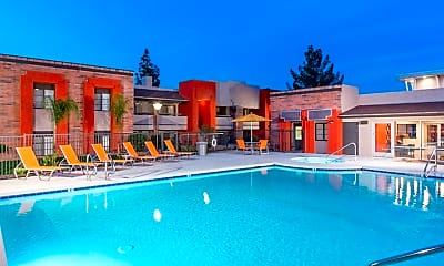 Pool, Aria on Mill, 0