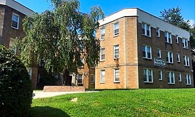 Vernon Hall, 0