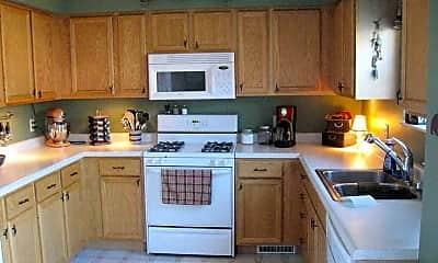 Kitchen, 268 Magnolia Drive, 0