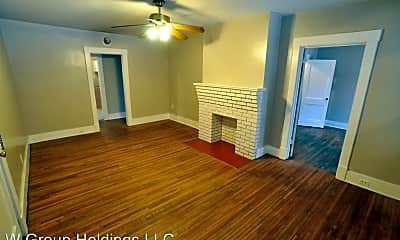 Living Room, 1306 8th Ave, 1