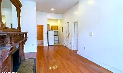 Living Room, 9 W 122nd St, 1