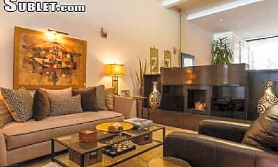 Living Room, 23 E 5th St, 2