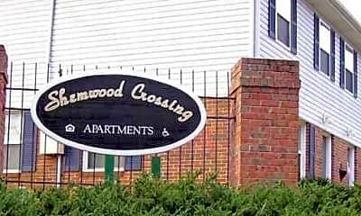 Shemwood Crossing, 1
