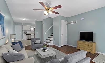 Living Room, 616 E Johnston St, 0