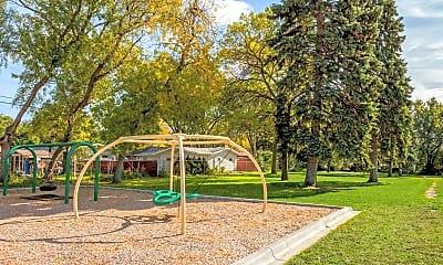 Playground, Lyndale Garden Apartments, 2