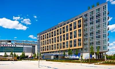 Building, Dock 79, 2
