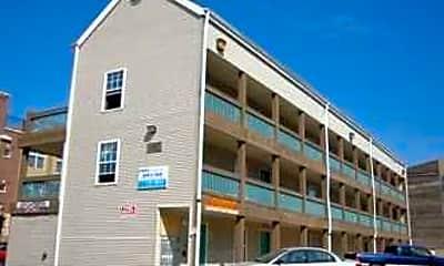 Building, MHM Properties-808 Oak, 0