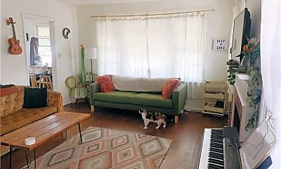 Living Room, 407 San Pascual Ave, 1