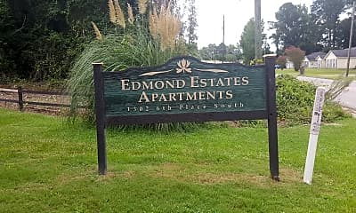 EDMOND ESTATES, 1