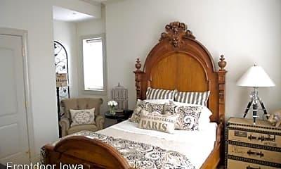 Bedroom, 200 East 3rd St. Hotel Blackhawk Operator, LLC, 1