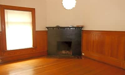 Living Room, 1375 Race St, 1