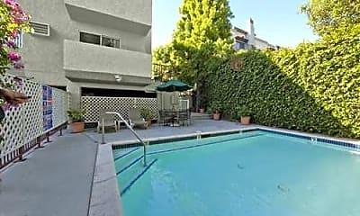 Pool, Ridgeview Apartments, 1