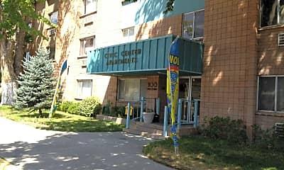 Civic Center Apartments, 0