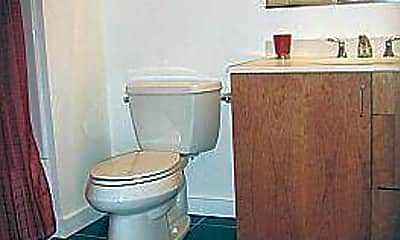 Bathroom, 155 Washington St, 2