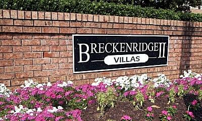 Community Signage, Breckenridge Villas II, 1