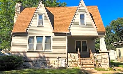 Building, 1420 Poyntz Ave, 1