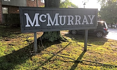 MCMURRAY APTS, 1