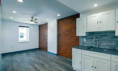 Kitchen, 1522 Ridge Ave, 1