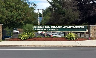 Centennial Island Apartments, 1