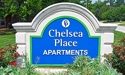 Community Signage, Chelsea Place, 2