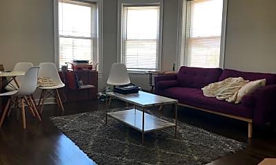 Living Room, 3935 W Fullerton Ave, 0