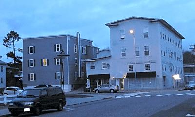 Building, 45 Minerva St, 0