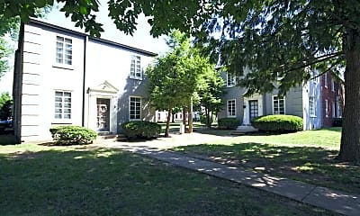 Building, Village Manor Apartments, 1