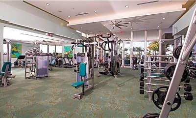 Fitness Weight Room, 13484 Machiavelli Way, 2