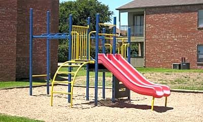 Playground, Wellington Park, 2