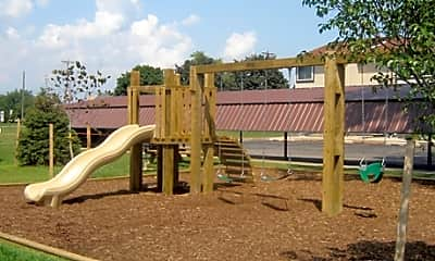 Playground, Island City Apartments, 2