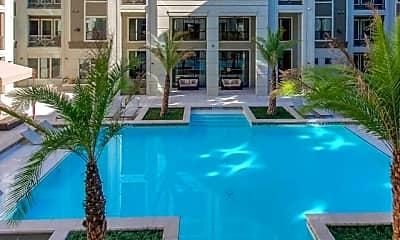Pool, The Hamilton, 2