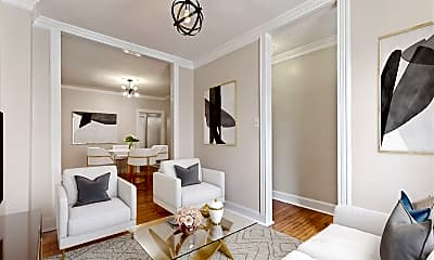 Living Room, 7 Monticello Ave, 0