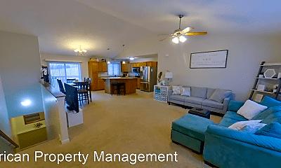 Living Room, 1045 Highland Ridge Dr, 0