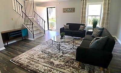 Living Room, 2609 Henry St, 1