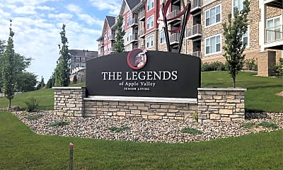 The Legends Of Apple Valley, 1