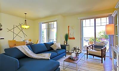 Living Room, IMT Magnolia, 1