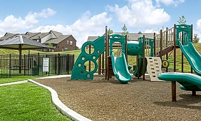 Playground, Vintage Tollgate, 2