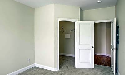 Bedroom, Asberry Courts, 2