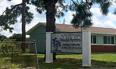 Pineda Homes, 1