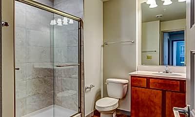 Bathroom, Sheyenne Plaza, 2
