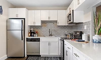 Kitchen, Aventura Oaks, 1