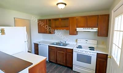 Kitchen, 303 W Hobart St, 1