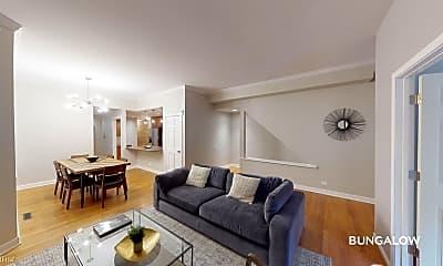 Living Room, 2230 N Kenmore Ave, 0