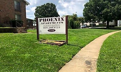 Phoenix Apartments, 1