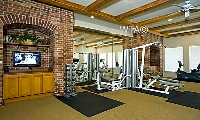 Fitness Weight Room, 17635 Henderson Pass, 1