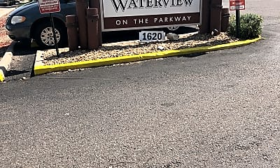Waterview on the Parkway Apartments, 1