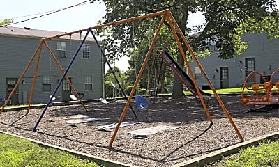 Playground, Crossings at Madison, 2