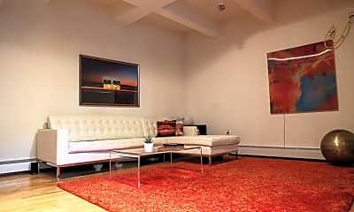 Living Room, 190 E 7th Street, 2